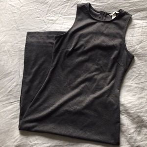 H&M Heather Grey Bodycon Dress